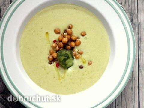 Cícerovo-brokolicová polievka