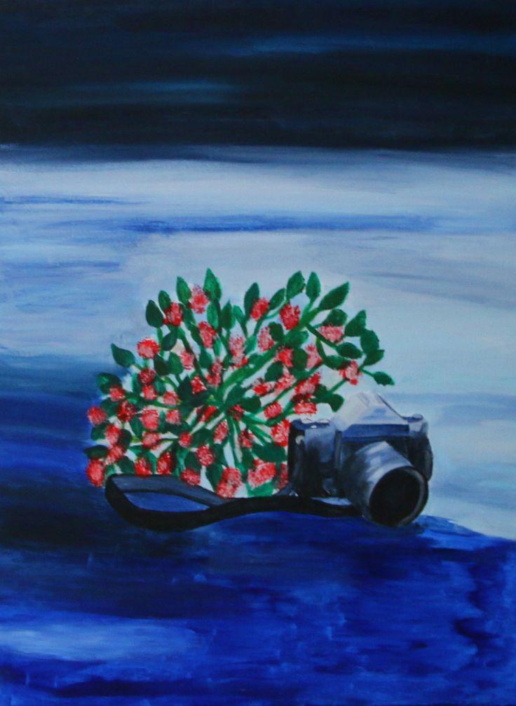 camera #rain #regen #kunst #kunstschule #malschule #youthart #art #canon #painting #malerei