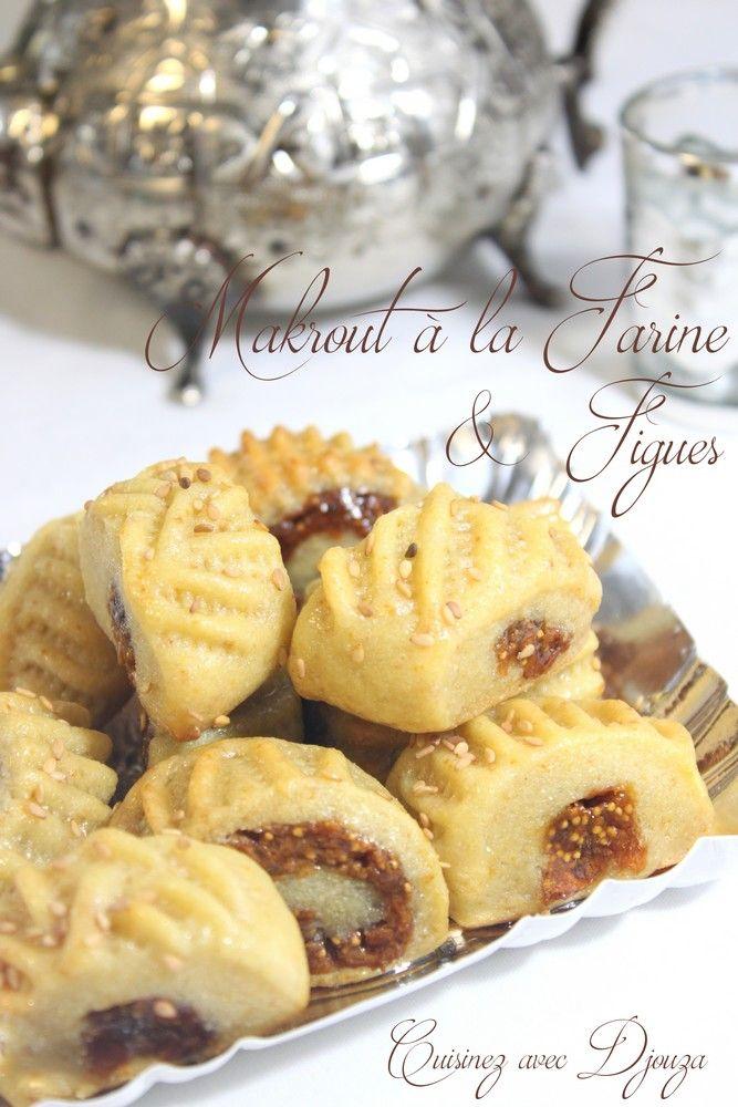 Gateau marocain makrout recette