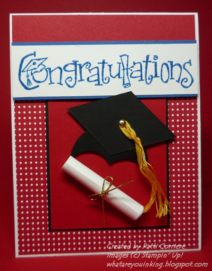 Card Making Ideas Graduation Part - 36: Happy Graduation. Graduation CardsGraduation IdeasGraduation ...