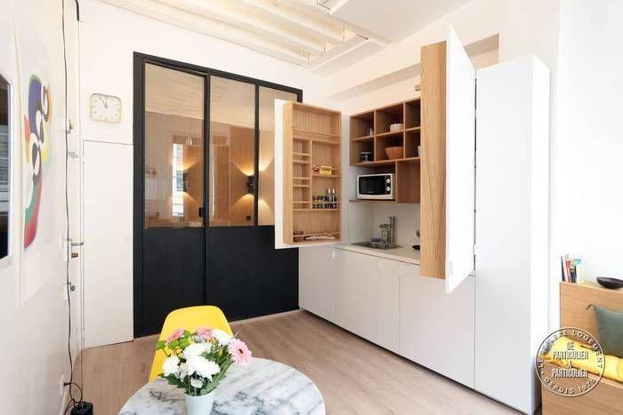 Location Meublee Studio 25 M Paris 2e 25 M 650 De Particulier A Particulier Pap Location Appartement Paris Appartement Paris Appartement