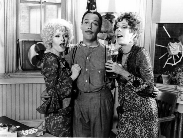 Costume ideas for Lilly, Rooster, and Hannigan My favorites Annie (1982)-  Bernadette Peters, Tim Curry ♥, and Carol Burnett