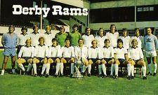 DERBY COUNTY FOOTBALL TEAM PHOTO 1975-76 SEASON