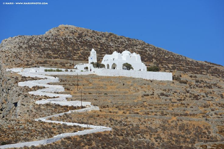 Folegandros Island Cyclades Greece