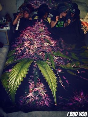The PURPLE DIESEL Top Sheet Summer Blanket