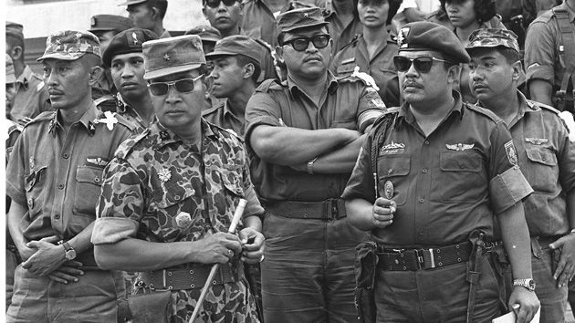 As many as 1 million people were killed by Indonesia's Cold War regime—and we…