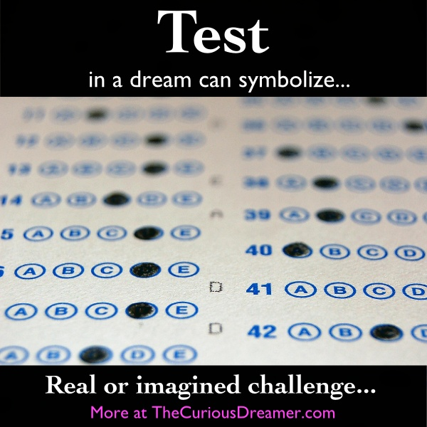 159 best dreams what the subconcious speaks images on pinterest a test or quiz in a dream can represent malvernweather Images