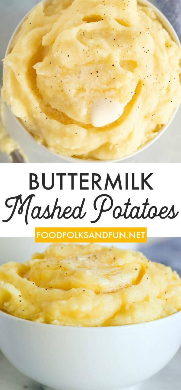 Buttermilk Mashed Potatoes Thanksgiving Recipes Side Dishes Thanksgiving Side Dishes Thanksgiving Side Dishes Easy
