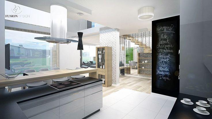 modern & scandi kitchen