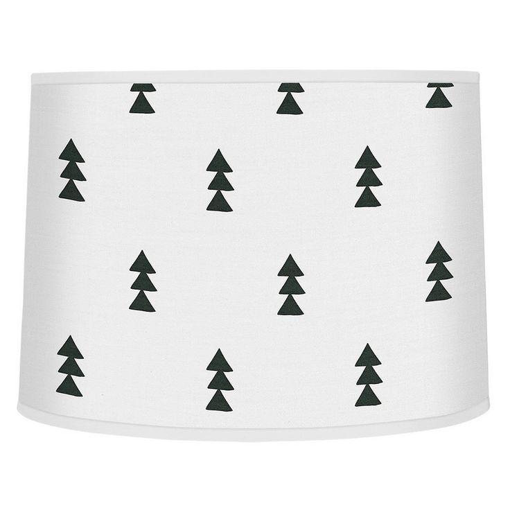 Sweet Jojo Designs Large Lamp Shade - Bear Mountain