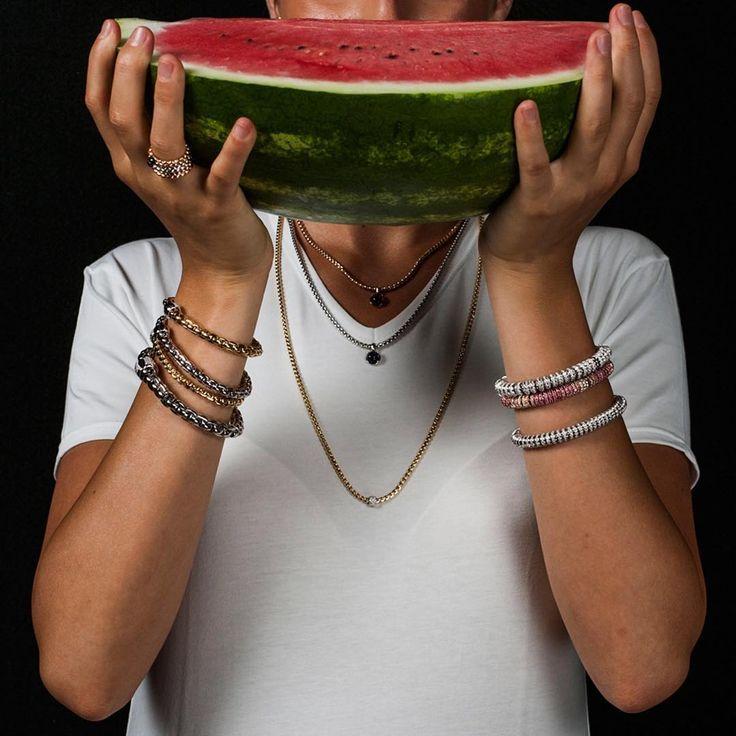 Watermelon or #FOPE Jewellery?