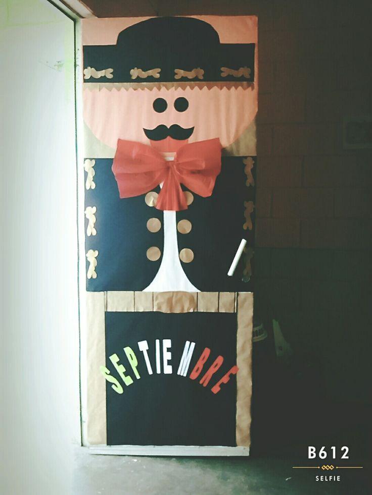 M s de 1000 im genes sobre puertas decoradas y decoraci n for Puerta 4 del jockey