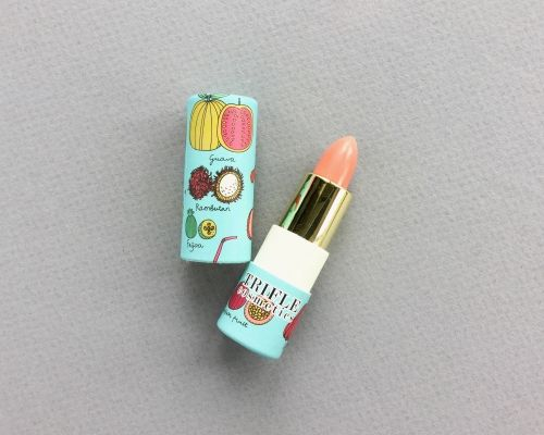 Trifle Cosmetics Lip Parfait (Exotic Fruits) - Retails $19. Asking $3. New, unused.