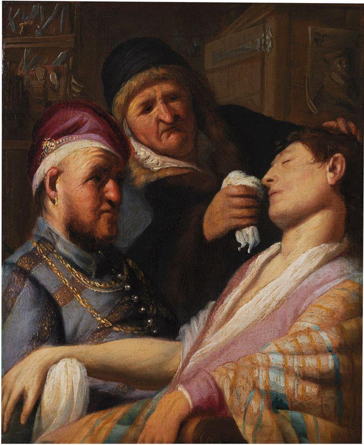 Крупнейшее частное собрание Рембрандта покажут в Лувре