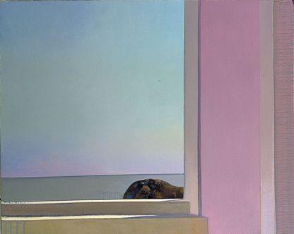 Leonardo Cremonini, une fenêtre qui se ferme