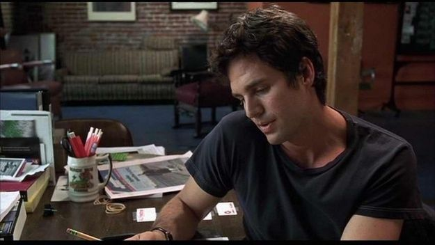 "AND THEN HE GREW UP AND TURNED INTO THIS. | 33 Ways That Mark Ruffalo's Character In ""13 Going On 30"" Ruined Men For You"