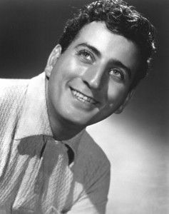 """Tony Bennett--""""Rags to Riches,"""" """"Cold, Cold Heart,"""" etc."""
