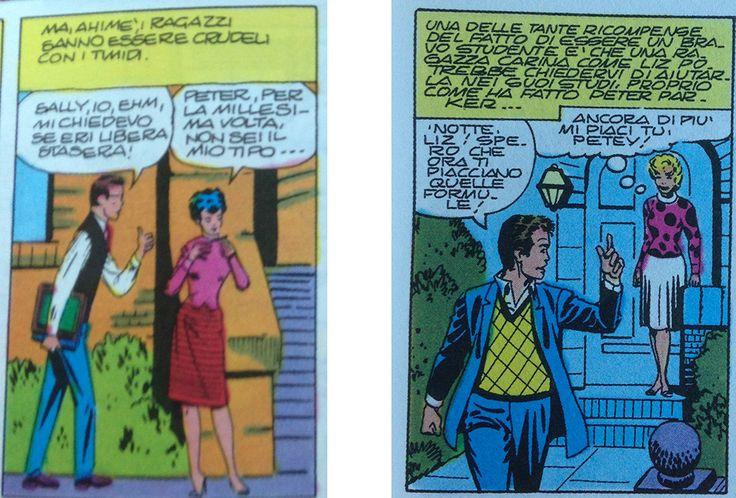 when a comic stops to be coherent with its fundaments it should change its name in my opinion --------- quando un fumetto non è più coerente con le proprie fondamenta, questo dovrebbe cambiare nome nel rispetto dei lettori a parer mio --------- Spiderman #comics #fumetto