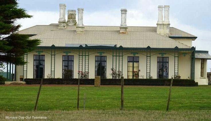 Highfield House Stanley Tasmania photo credit to Murrays Day Out Tasmania 3.2015