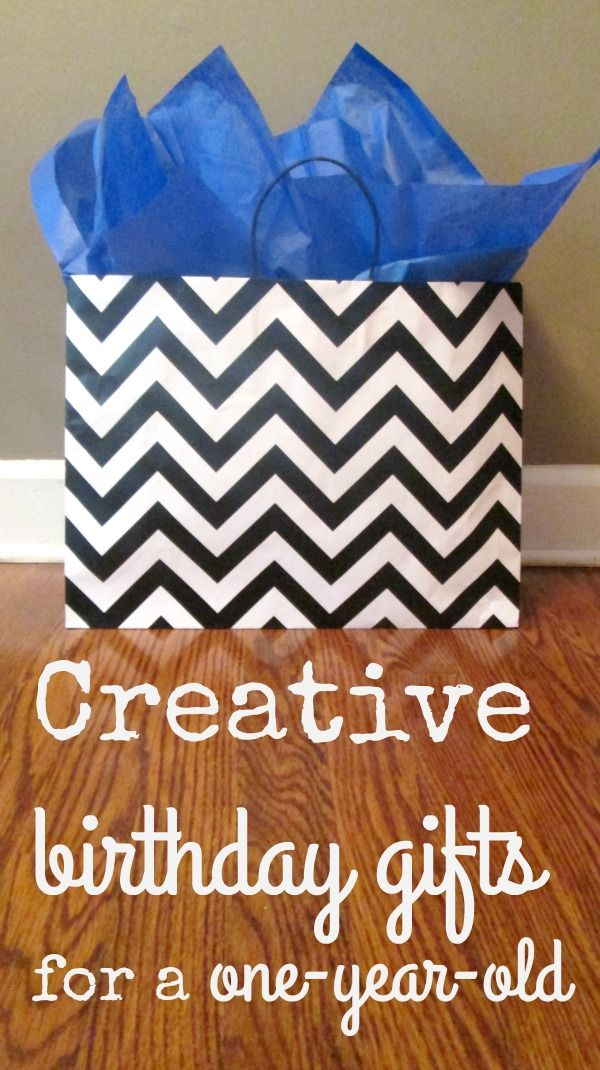 Creative Birthday Gift Ideas For A One Year Old Part 2 Of