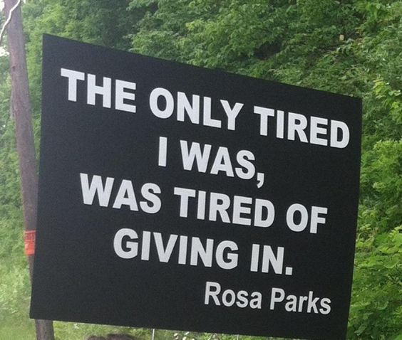 10 Great Rosa Parks Quotes #quote