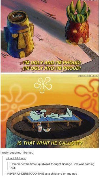 spongebob tumblr