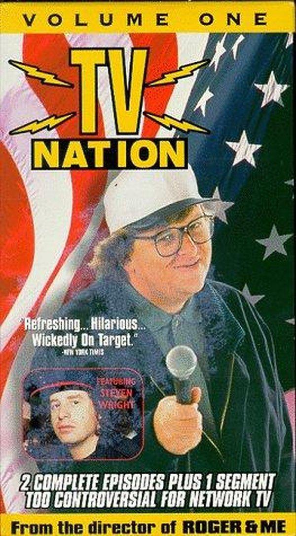 TV Nation (TV Series 1994–1995)