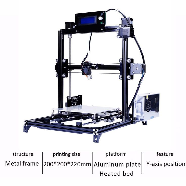 Aluminium Flsun3D 3D Printer Auto-leveling DIY Prusa i3 3D Printer Kit - On Sale