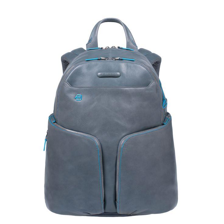Piquadro BLUESQUARE backpack #adventure #elegance #piquadro
