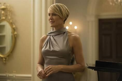 Image result for house of cards robin wright