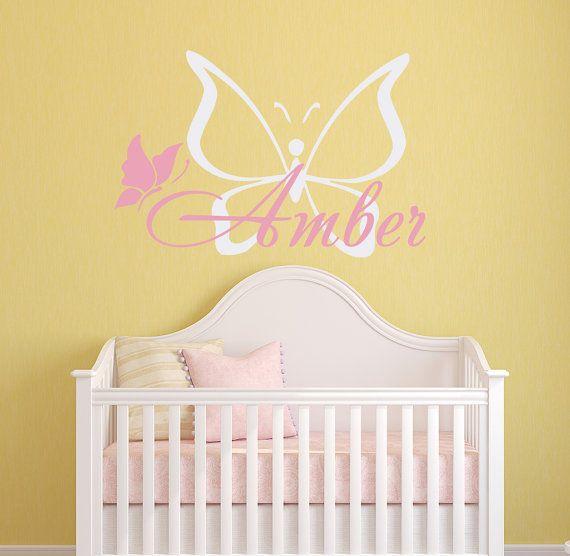 8 best butterfly decoration images on Pinterest | Vinyl decals ...