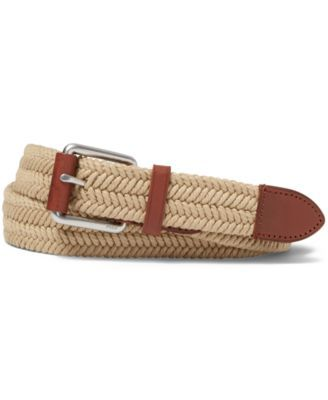 POLO RALPH LAUREN Polo Ralph Lauren Men'S Deckhand Braid Belt. #poloralphlauren # belts