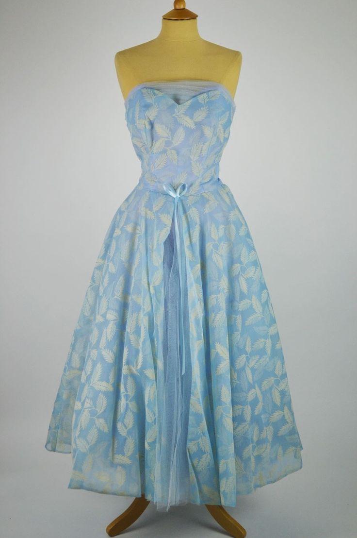 1950S Vintage Prom Dresses