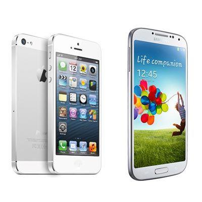 Samsung Galaxy S4 vs iPhone 4S: Spec Comparison
