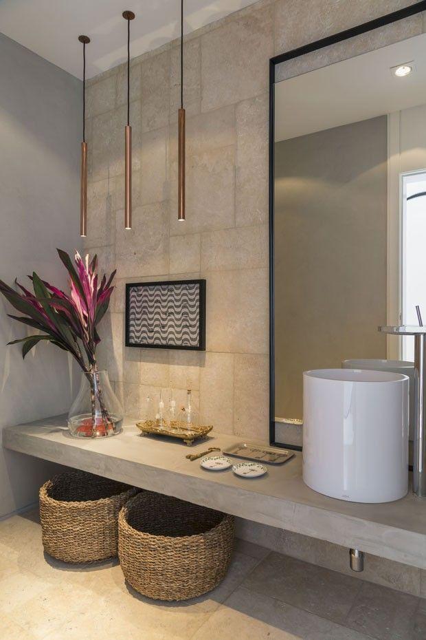 55 Ideen für die Badbeleuchtung für jeden Designstil – Kleines Bad – #Bad #B
