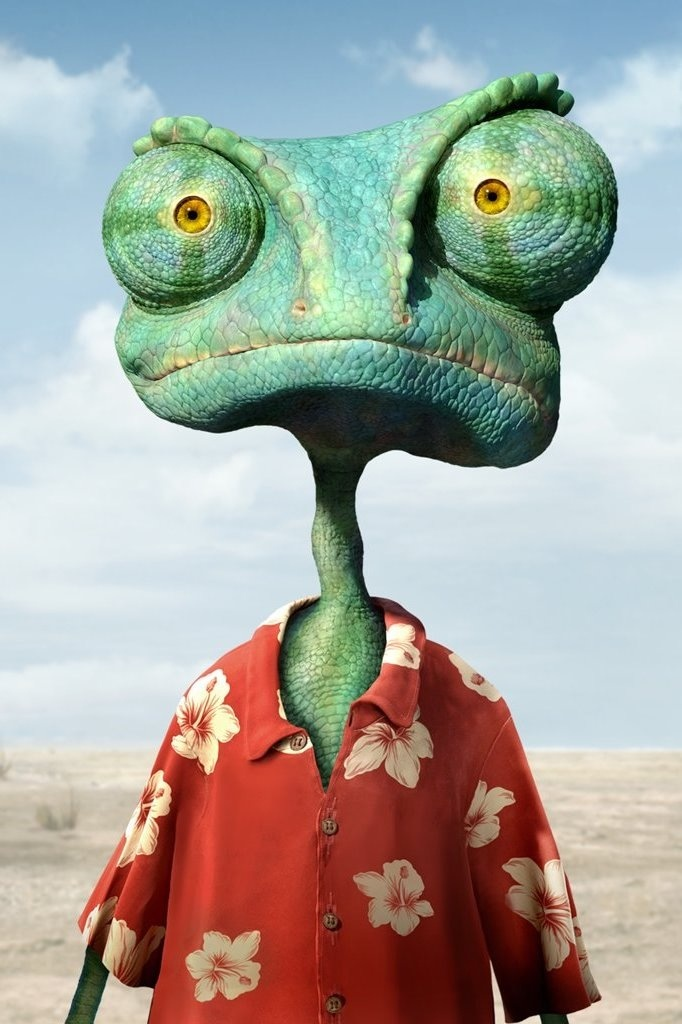 Rango. Quick wit, fast paced, lots of comedy, and a great Eastwood impression by Timothy Olyphant.