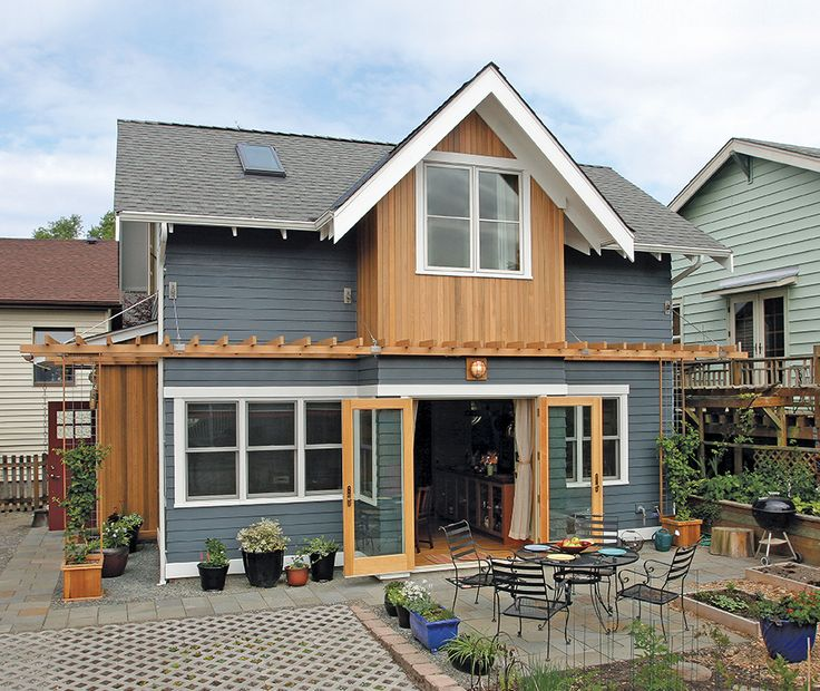 Best 25 800 sq ft house ideas on pinterest for Backyard cottage seattle