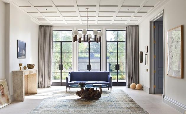 William Heffner ceiling