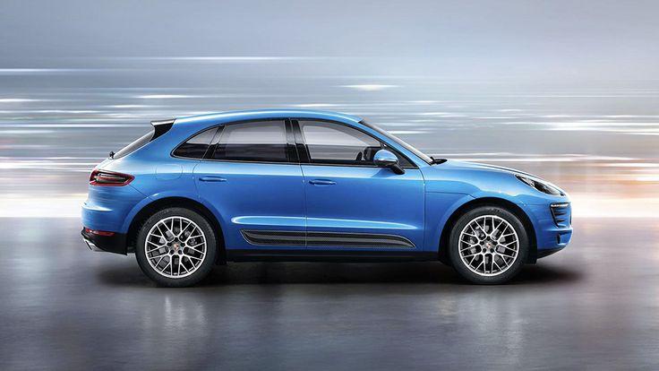 Le Porsche Macan sera bientôt équipé d'un nouveau moteur essence d'entrée de gamme. Un modèle d'accès...