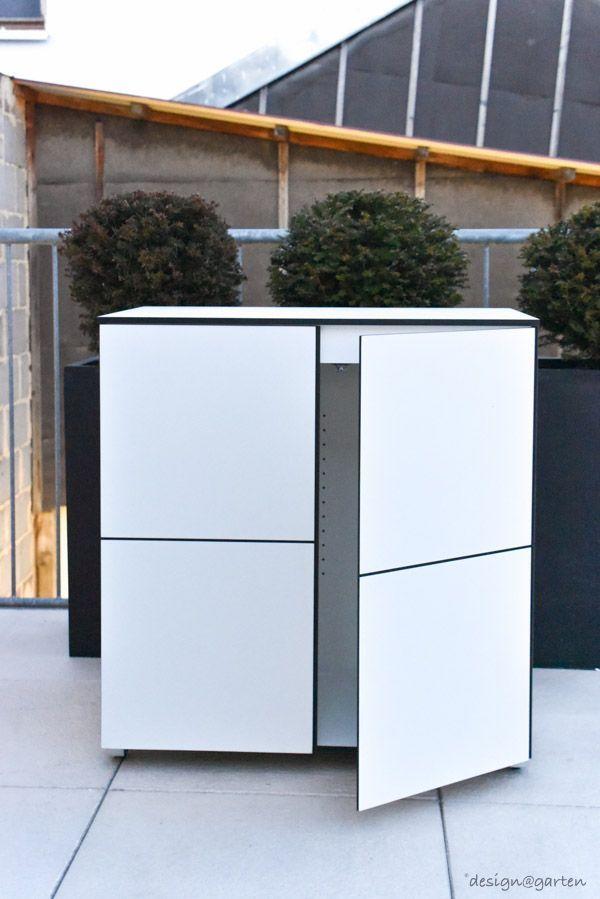Pin Von Cristiana Pin Auf Gartenhaus In 2020 Gartenschrank Balkonschrank Aufbewahrung Terrasse
