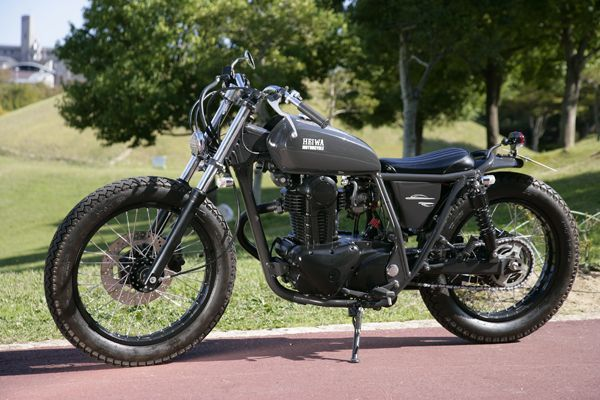 平和モーターサイクル - HEIWA MOTORCYCLE -   250TR 004 (KAWASAKI)