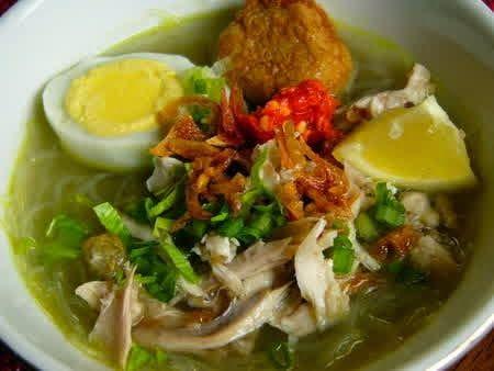 Resep Masakan Soto Lamongan Asli Jawa Timur Lezat