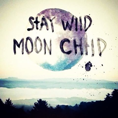 Happy Full Moon! ✨ #staywildmoonchild
