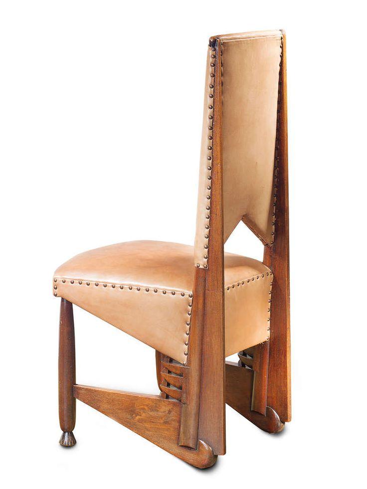 Extremely Rare Furniture Set by Michel de Klerk, Amsterdam School