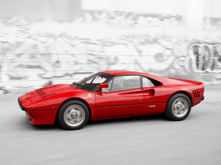 1985 Ferrari 288 GTO at Monterey RM auction this summer. You can lease it through Premier. Apply online for auction pre-approval. #Ferrari #LeaseAFerrari #MontereyAuction