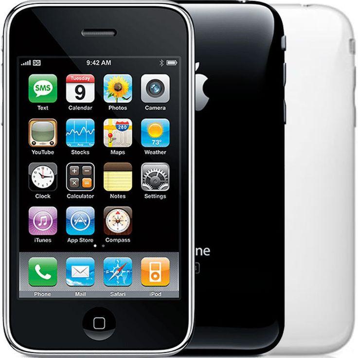 Apple iPhone 3GS - 32GB - Black (Unlocked) Smartphone (NT)