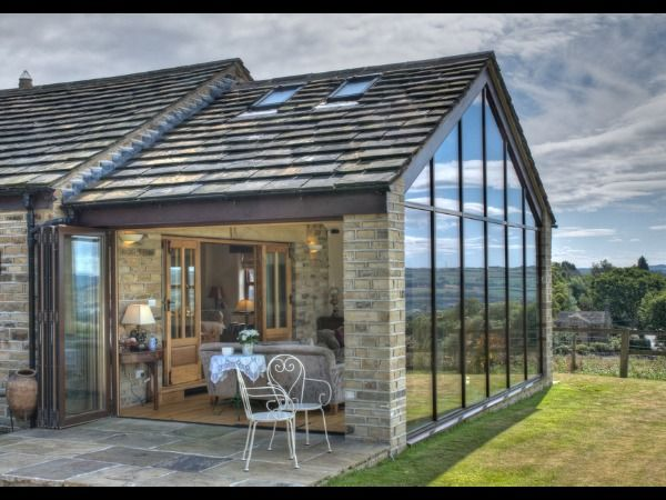 """Conversion and extension of a dilapidated 250 year old """"Cow Shed"""" into a three bed residential home This was a conversion and extension of a dilapidated 250 year old """"Cow Shed"""" into a three bed residential home for a downsizing retiring couple whose children had left home..."""