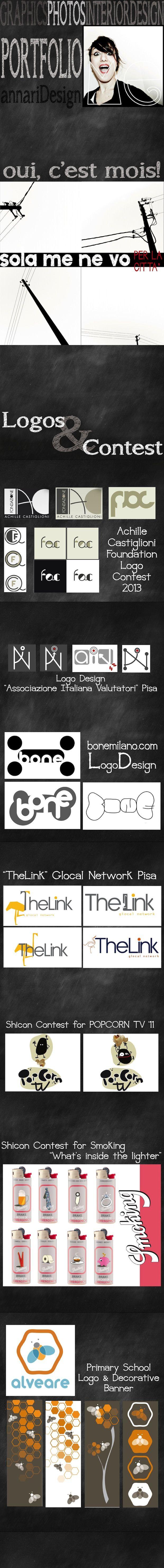 two Graphic design Graphicdesign Logo Identity