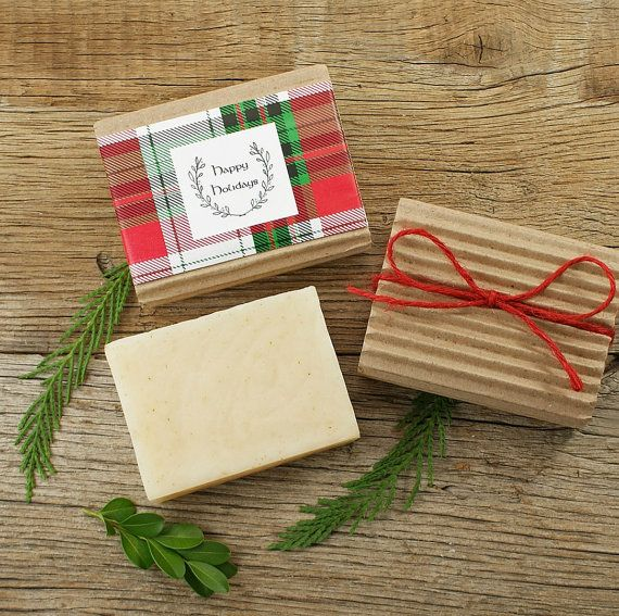 Tea Tree Peppermint Soap  Herbal Soap All by AmeliaBathandBody