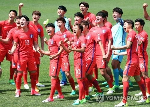 FC Barcelona's Korean prospects eager to have 'long stay' in U-20 World Cup | Koogle TV